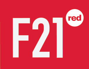 F21 Red